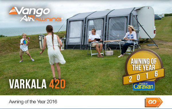 Winner - Awning of the Year 2016